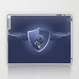 Give Me Music or Give Me Death Laptop & iPad Skin