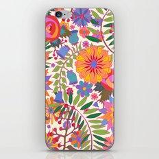 Just Flowers Lite iPhone & iPod Skin