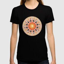 Sunshine mandala T-shirt