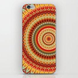 Mandala 321 iPhone Skin
