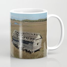 Bald Head Creek Boathouse | Bald Head Island, NC Coffee Mug