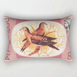 Mountain Dove Rectangular Pillow