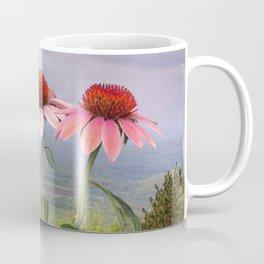 Wild Purple Coneflowers Coffee Mug