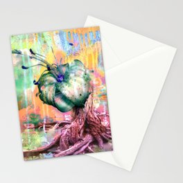 Garden of a War  Stationery Cards