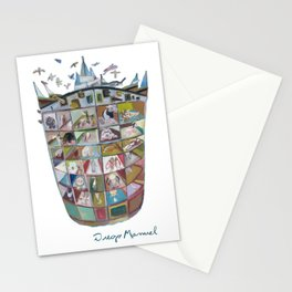 Arca de Noé Stationery Cards