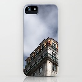 City Skies 1 iPhone Case