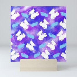 Some Bun Bun Loves You  Mini Art Print
