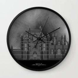 HexArchi - Portugal, Batalha, Mosteiro de Santa Maria da Vitória . Igreja e Capela do Fundador Wall Clock