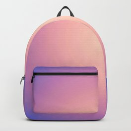 Round Sunset Backpack