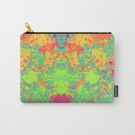 Vibrant colorful paint Carry-All Pouch