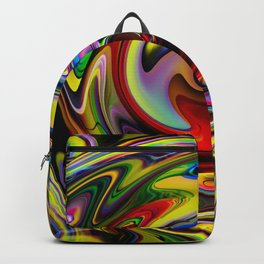 Abstract - Perfection 100 Backpack