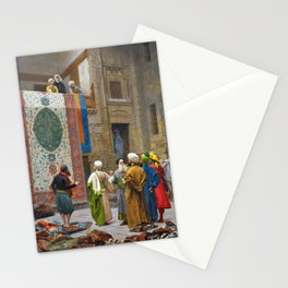 The Carpet Merchant - Digital Remastered Edition Stationery Cards