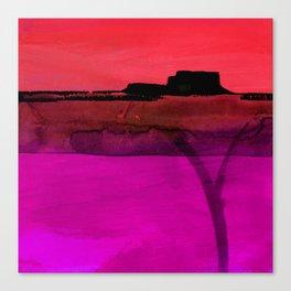 Mesa No. 100F by Kathy Morton Stanion Canvas Print