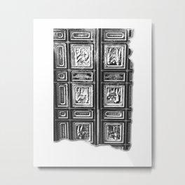 HEMLOCK FOR SOCRATES Metal Print