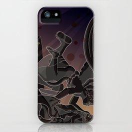 extasy of saint terasa iPhone Case