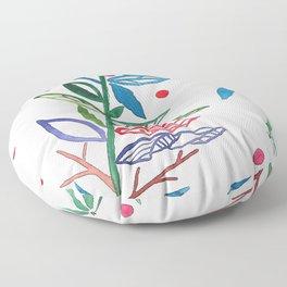 Summer 3 Floor Pillow