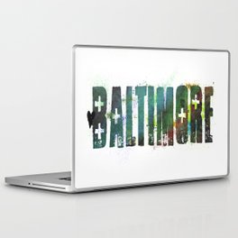 Baltimore Laptop & iPad Skin
