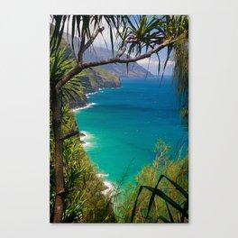 Kauai - Paradise Canvas Print