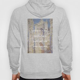 There's A Cathedral Hoody