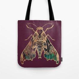 Sphinx Moth Tote Bag