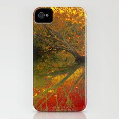 Body of nature iPhone (4, 4s) Slim Case