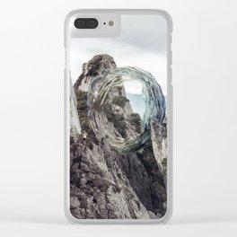 Gate #3 Clear iPhone Case