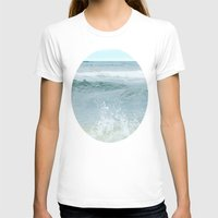 salt water T-shirts featuring Salt Water for the Soul by Bella Blue Photography