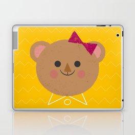 Dressy Bear Laptop & iPad Skin