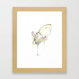 Born Under Grace Framed Art Print