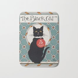 The Black Cat (Issue 8, May 1896) Bath Mat