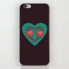 Heart 2 Heart iPhone & iPod Skin