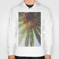 palms Hoodies featuring Palms by crashley96