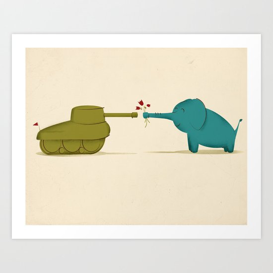 Big Love Art Print
