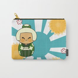 Kokeshi Hisui Carry-All Pouch