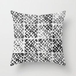 Crochet Impressions: GRANNY Throw Pillow