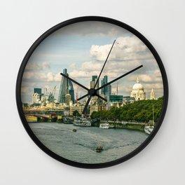 London 17 Wall Clock