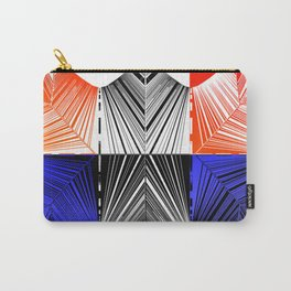 Pattern by vew colors ... Carry-All Pouch