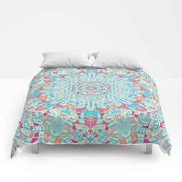 BOHO SUMMER JOURNEY MANDALA Comforters