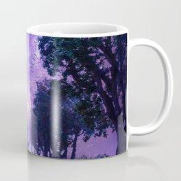 Ultra Violet Fantasy World Coffee Mug