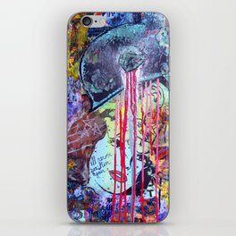 One Minute to Foreverever iPhone Skin