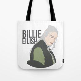 Billie Eilish Tote Bag