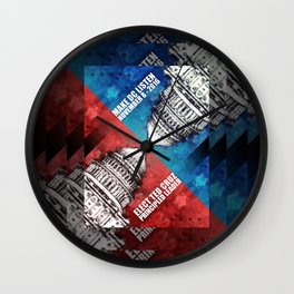 Elect Ted Cruz Wall Clock