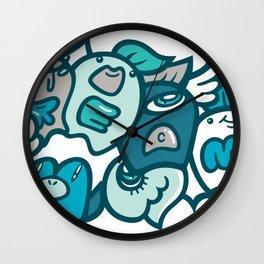 夢 - DREAM Wall Clock