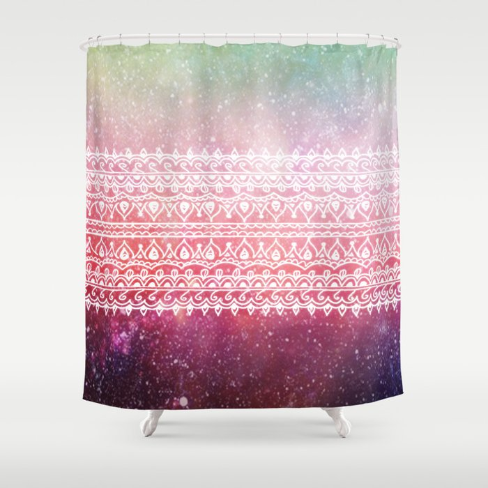 Bohemian Highway Shower Curtain by jenndalyn | Society6