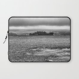 Prison of Alcatraz in san Francisco Laptop Sleeve