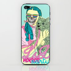 Lsd  horror party iPhone & iPod Skin