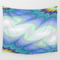 heaven Wall Tapestries featuring Heaven by David Zydd