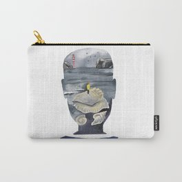 the sea inside Carry-All Pouch