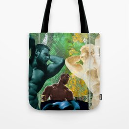 The Groom Stripped Bare by His Bachelors, Even (It's Complicated) Tote Bag