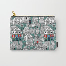 retro circus Carry-All Pouch